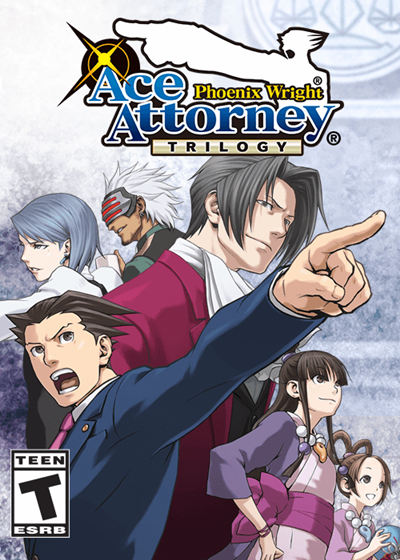 โหลดเกมส์ Phoenix Wright: Ace Attorney Trilogy