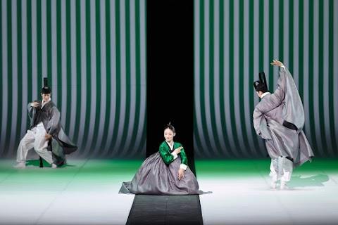Budapesten mutatják be a Koreai Nemzeti Táncszínház leghíresebb darabját