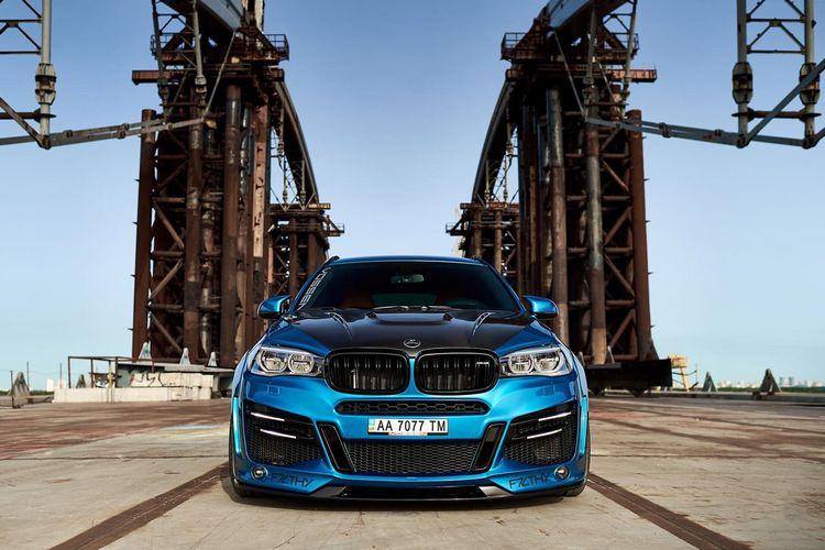 02 BMW X6M - VOSSEN