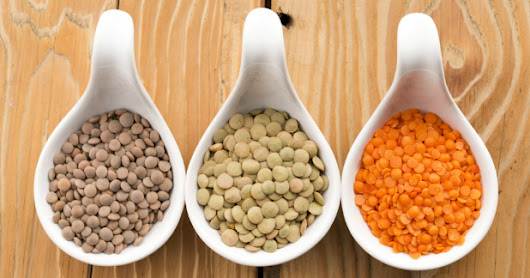 WEIGHT LOSS TIP: Lentils