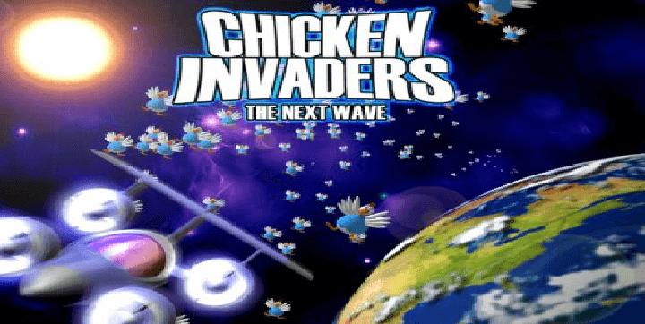 تحميل لعبة الفراخ chicken lnvaders للكمبيوتر برابط مباشر