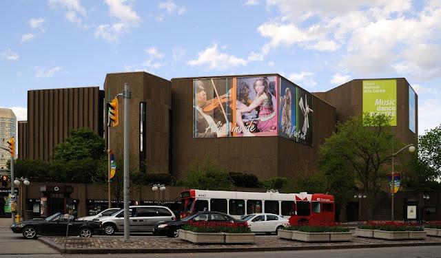 Centro Nacional de Artes em Ottawa