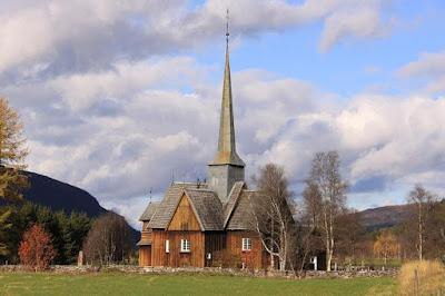 La iglesia de Kvikne