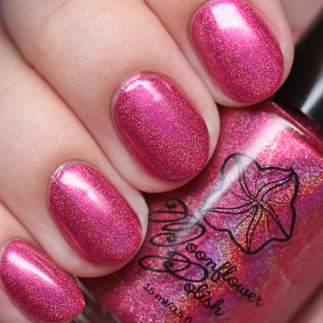 Moonflower Polish Enchanted Rose