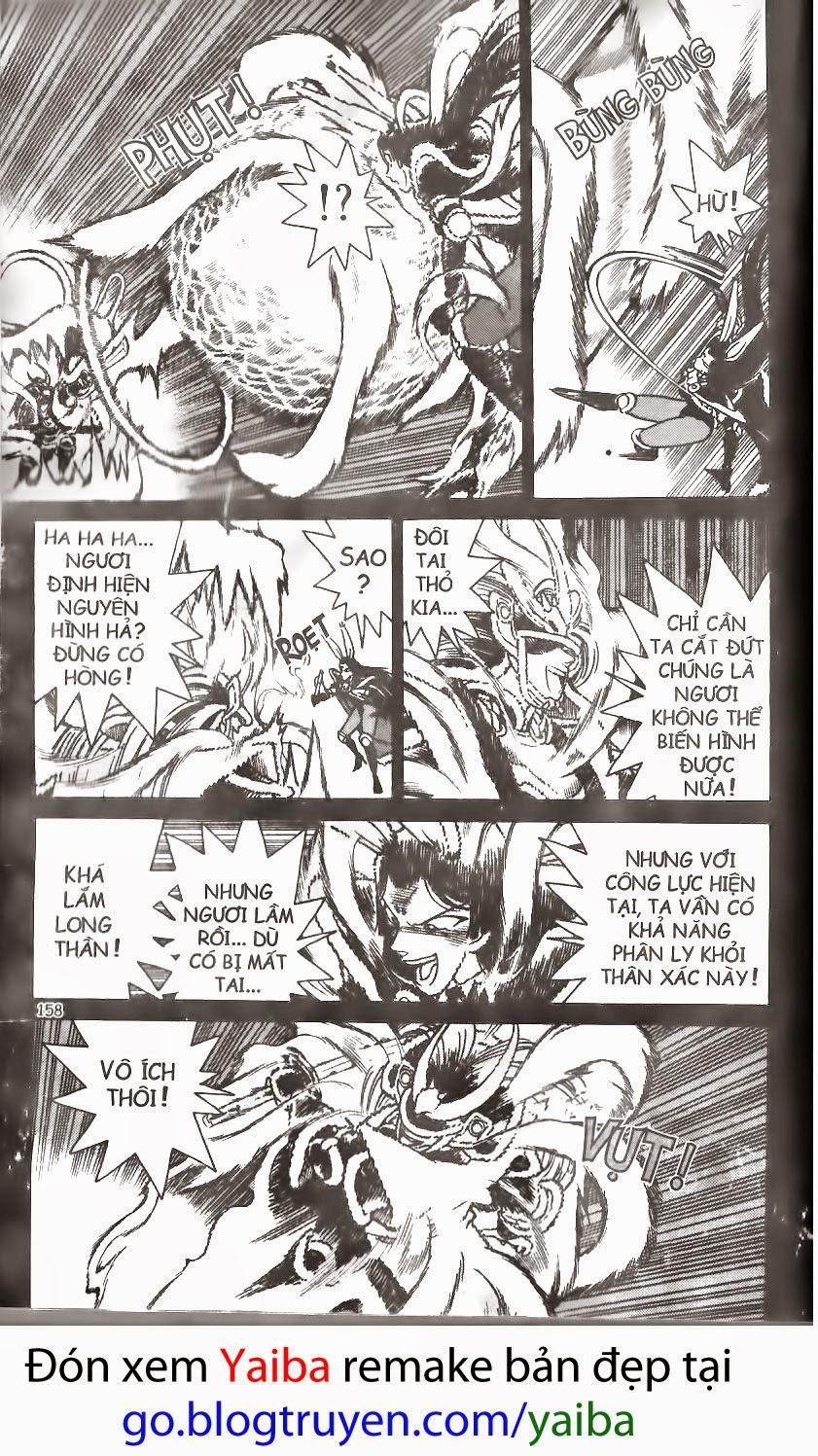 Yaiba chap 142 trang 9