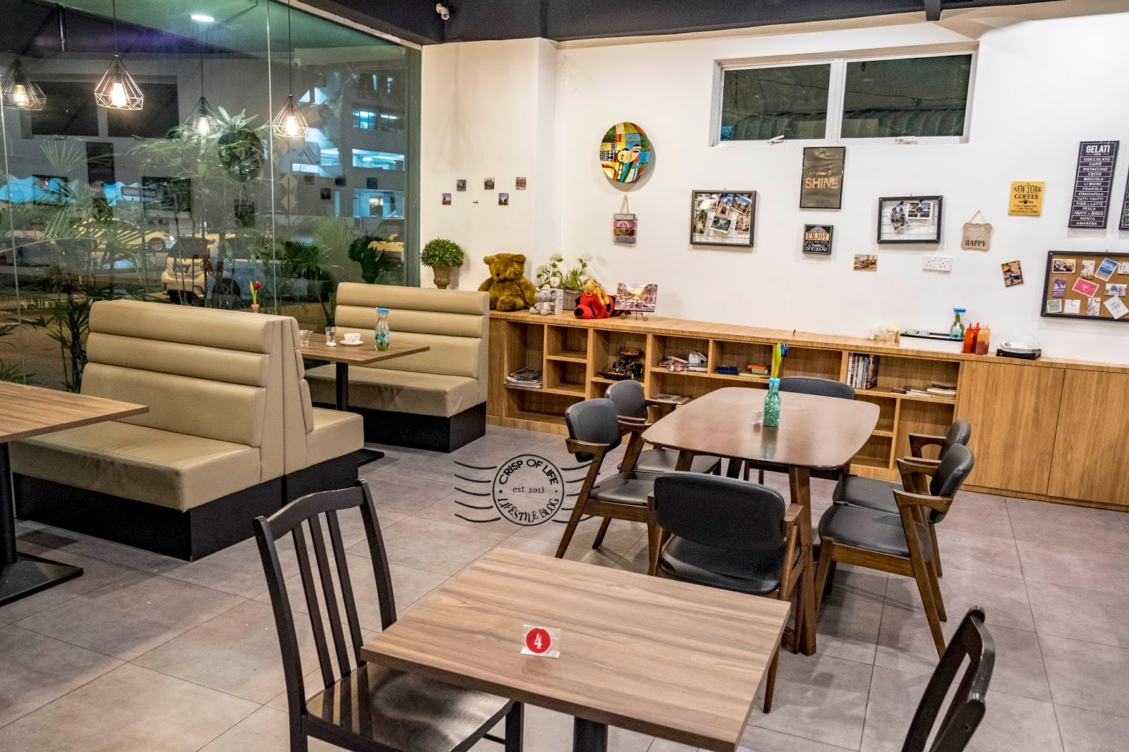 86 Dew Cafe @ Lengkok Perak, Penang