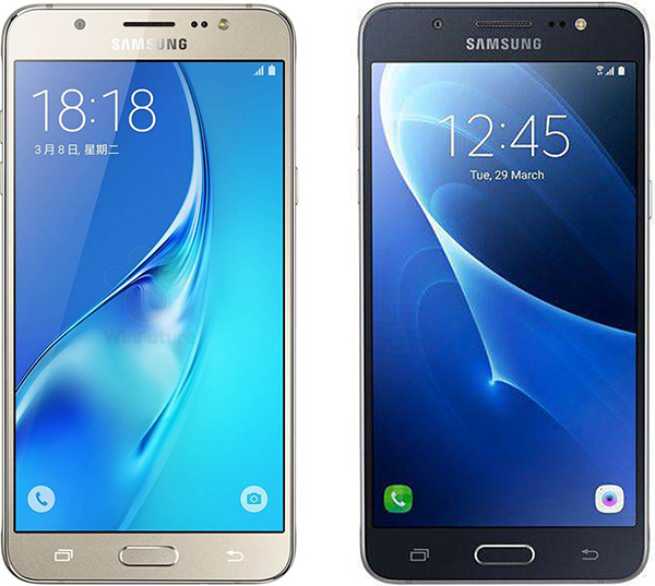 Samsung Galaxy J7 2016 Vs Samsung Galaxy J5 2016 The Area51