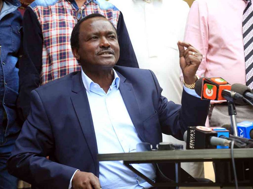 Exclusive: Assassination Attempt On The Life Of Kalonzo Musyoka