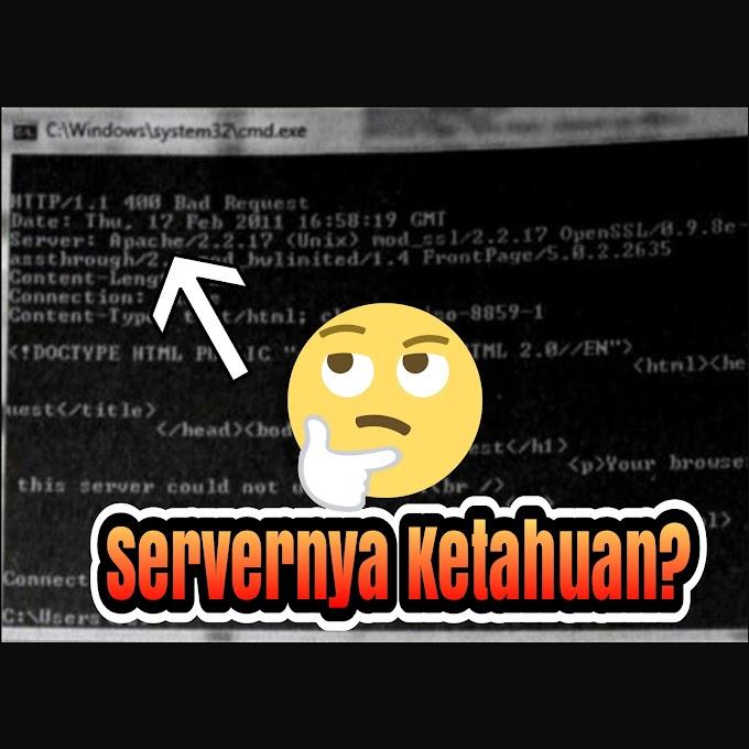 Cara Mengetahui Jenis Sistem Operasi Yang Digunakan Sebuah Server