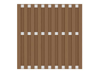 Wood Plastic Composite Fencing 2