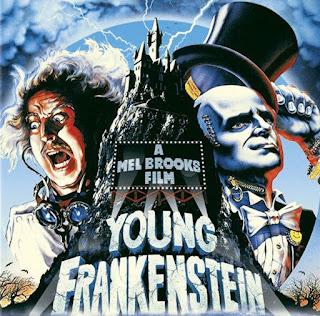 Película El jovencito Frankenstein