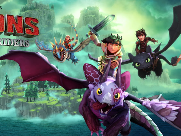 Review | Dreamworks Dragons Dawn Of New Riders