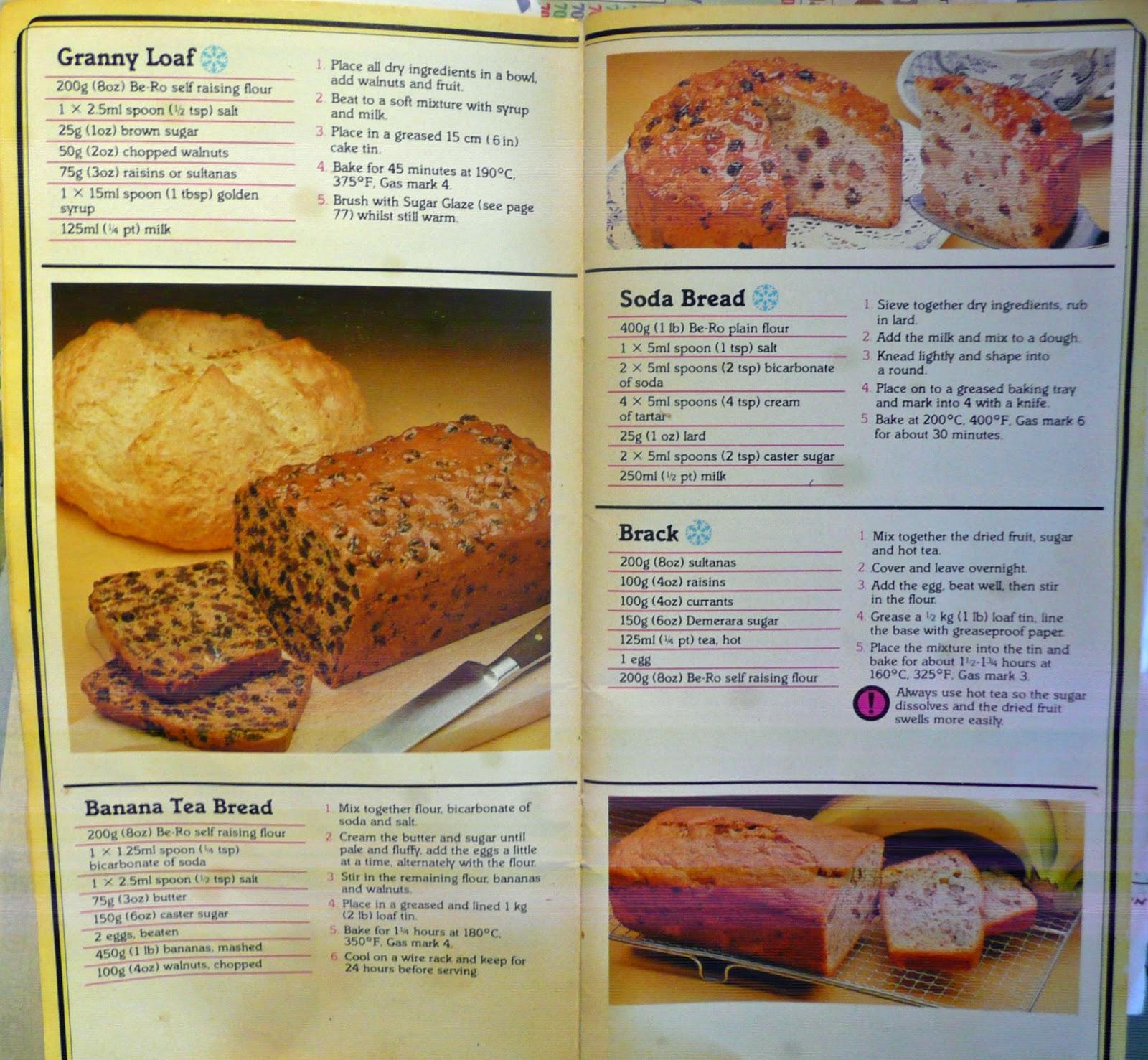 Bero Coffee Cake Recipe