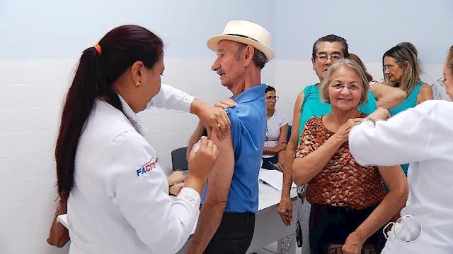 Potiguares têm dificuldade para encontrar vacina contra a gripe