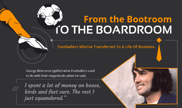 From The Bootroom To The Boardroom