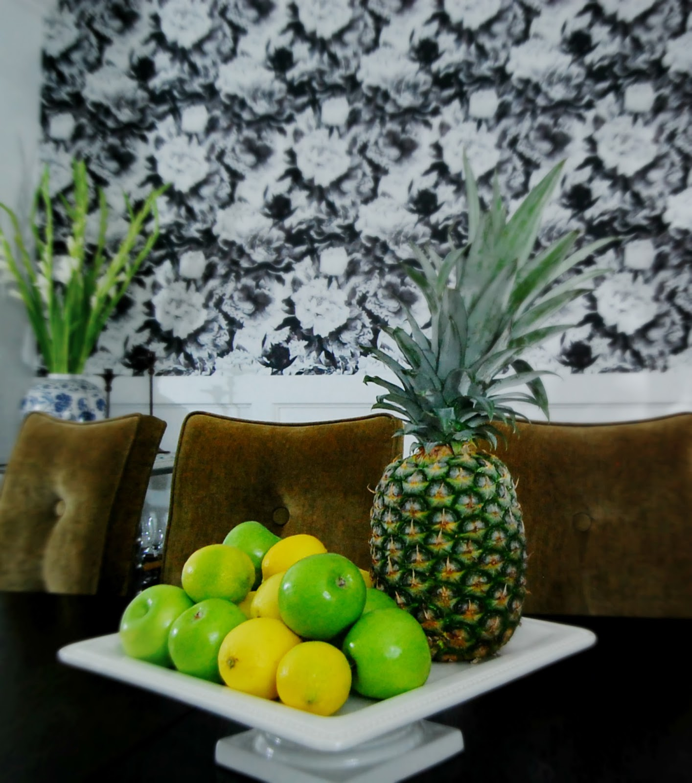 edible food home decor