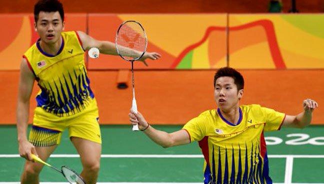Malaysia Kejutkan Beregu Badminton No. 1 Dunia, Ke Separuh Akhir
