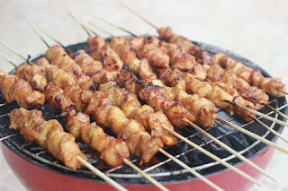 Resep Membuat Sate Ayam