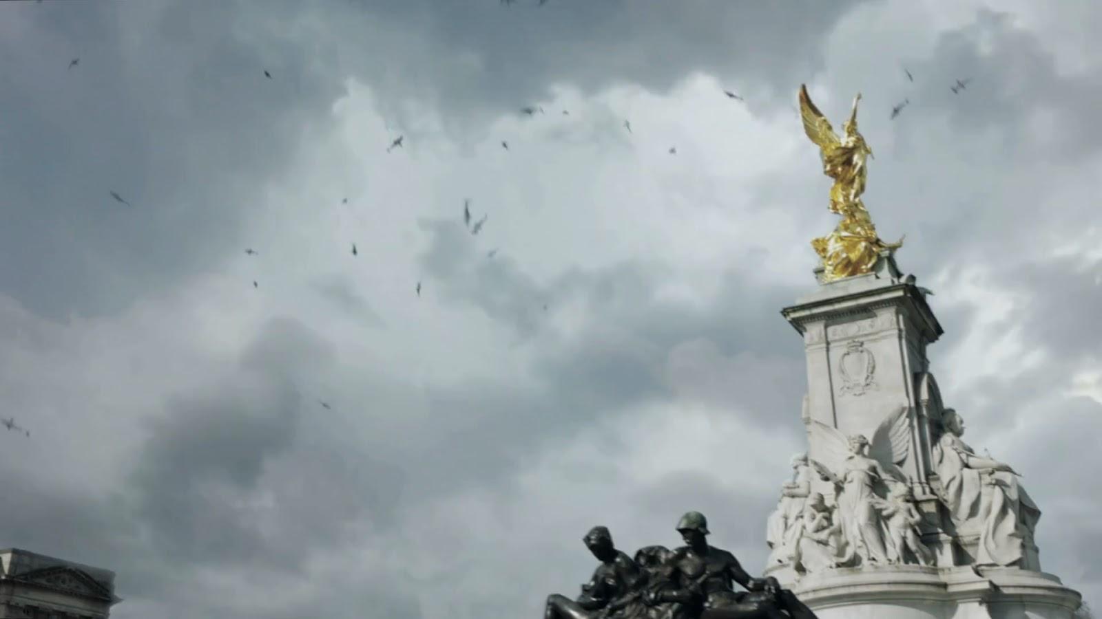 Sharknado 5: Aletamiento Global (2017) 1080p Latino - Ingles captura 1