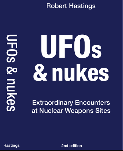 UFOs and Nukes Book: Second Edition Available at Amazon in April 2017