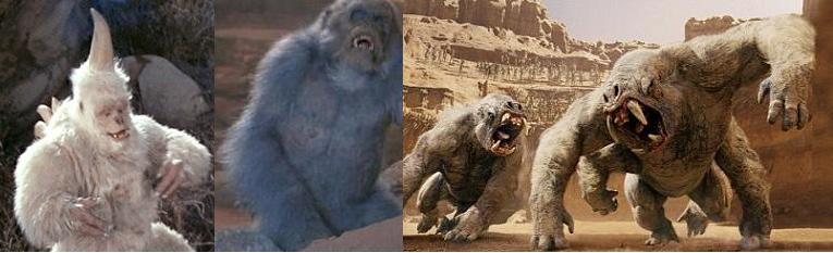 Battle for the planet of the apes mutants