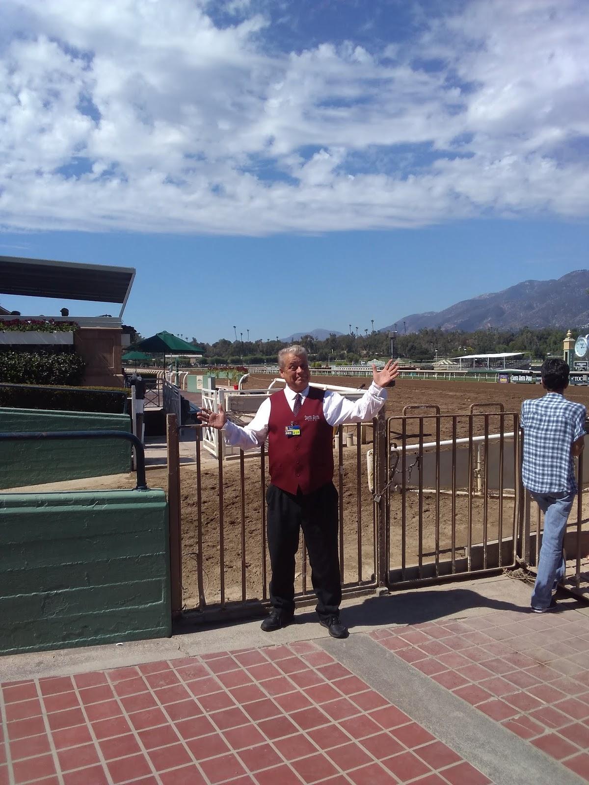 Upinclass Horse Racing Forum Blog Dell Yount Santa