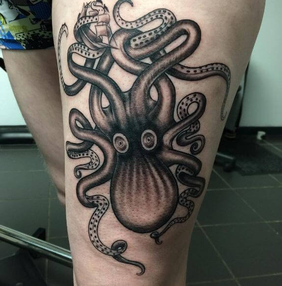 50 Japanese Octopus Tattoos For Girls 2019 Tattoo Ideas