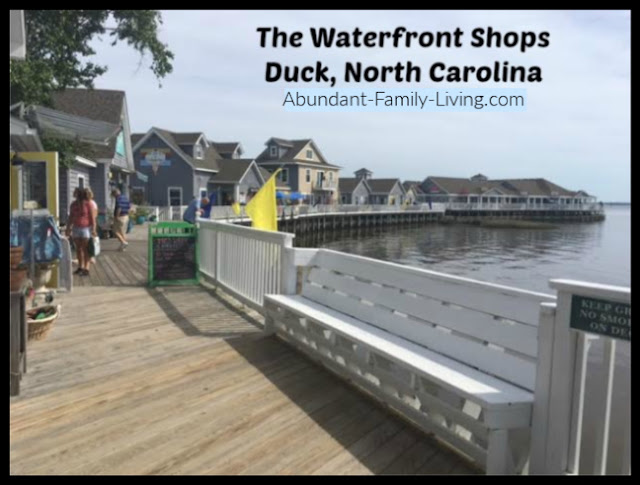Waterfront Shops