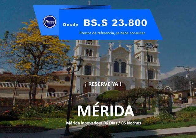 imagen Mérida innovadora 06 Días  05 Noches