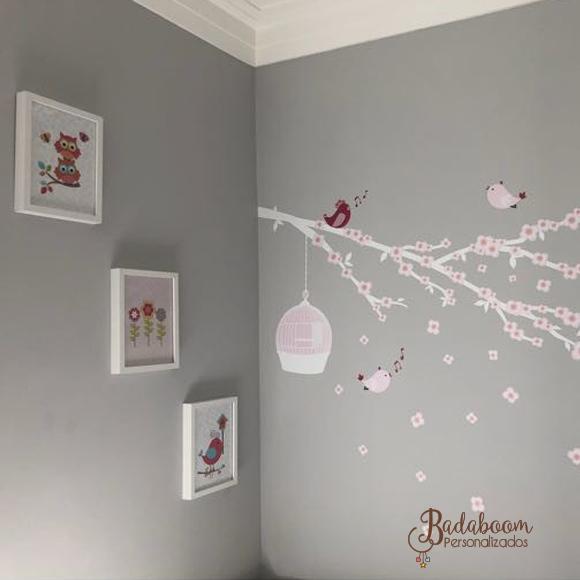 arte, digital, kit, coruja, pássarinho, flores, flor, poster, posteres, posters, quadro, quadrinho, decoração, infantil, quarto, bebê
