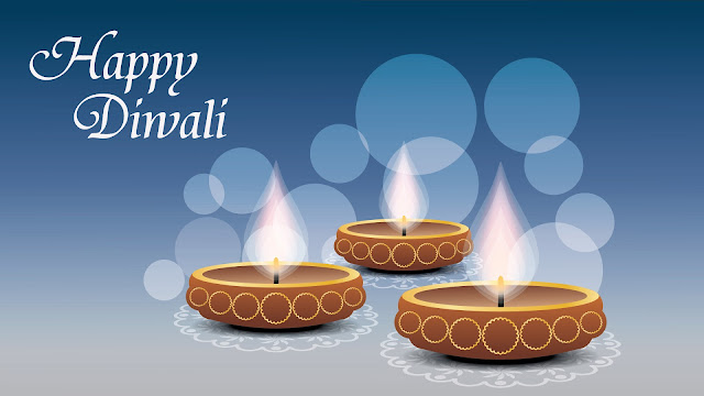 Happy Diwali Greetings Cards