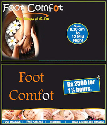Foot Comfot – spa in Negombo