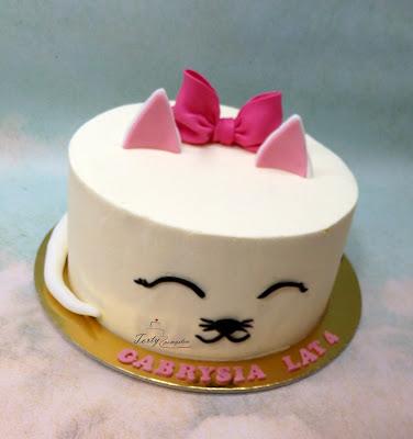 tort prosty kotek