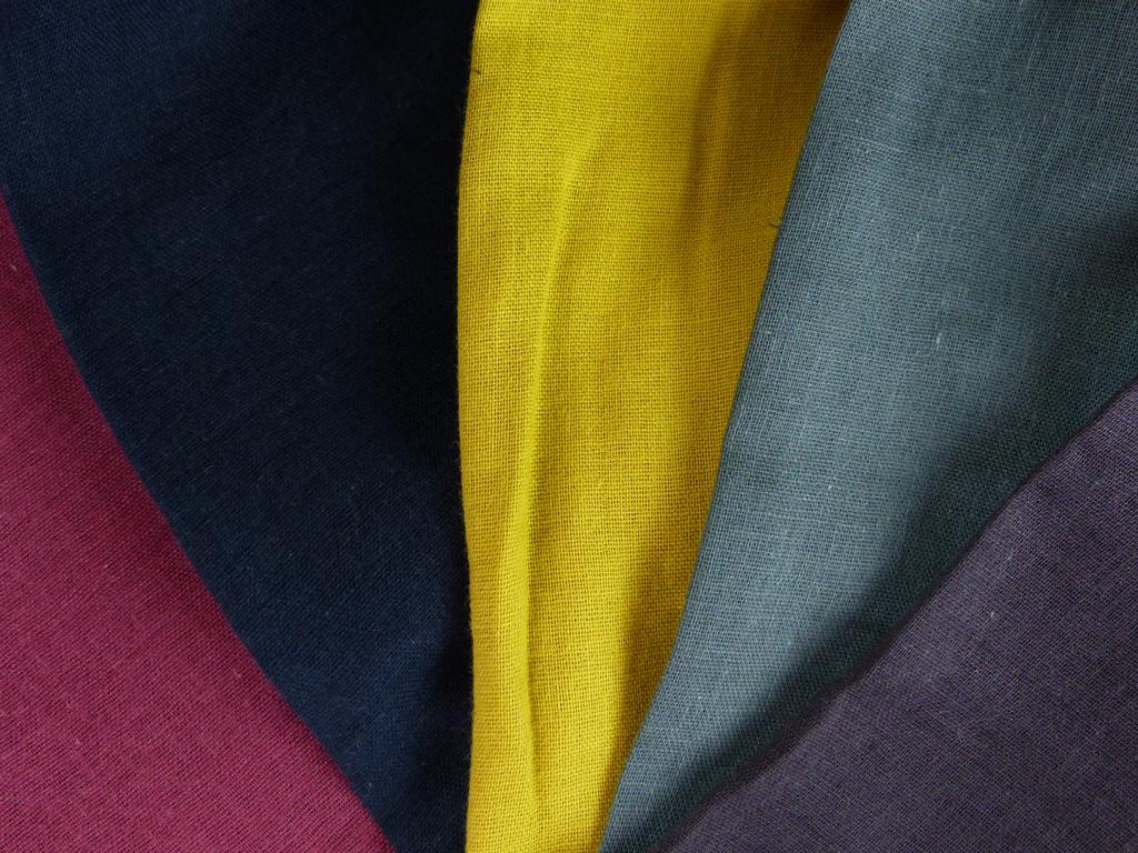 5 Farben. 5 Blogger. Blogtour – Double Gauze