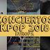 AGENDA 2018: Conciertos de K-POP en Europa este año