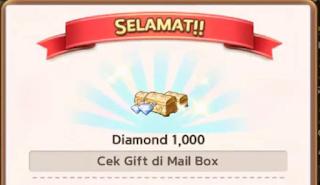 Trik Mendapatkan Diamond Gratis Line Let's Get Rich Selamanya LGR cover