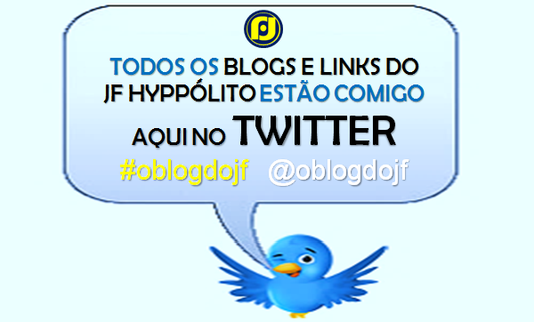 TWITTER TODOS OS BLOGS E LINKS DO JF
