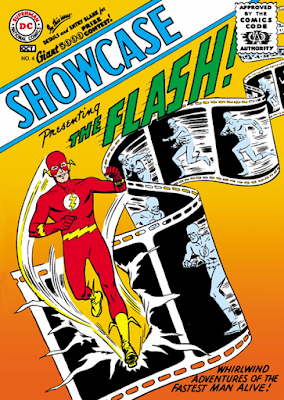 Showcase (1956) #4 Cover