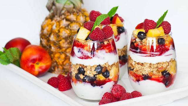 Bổ sung nhiều rau củ quả vào thực đơn giảm cân an toàn sau sinh