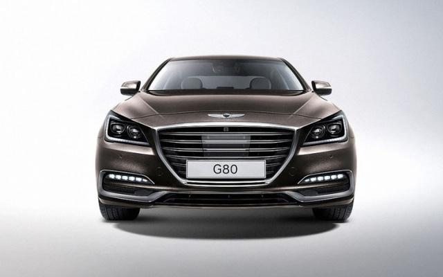 Генезис G80