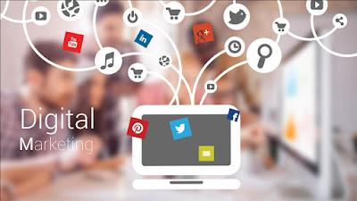 phối hợp các công cụ digital marketing