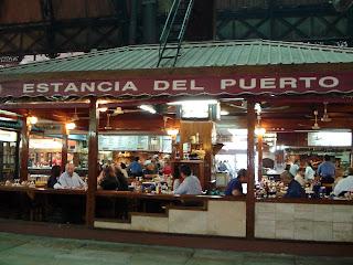 A Estancia Del Puerto, no Mercado Del Puerto, Montevidéu