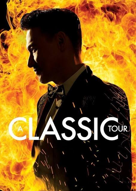 A CLASSIC TOUR張學友演唱會 週邊商品 - T-shirt、毛巾、帽子熱烈預購中