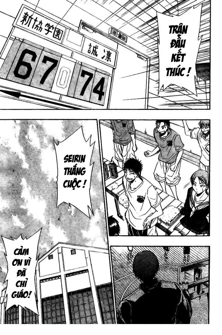 Kuroko No Basket chap 015 trang 21