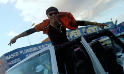 VIDEO: DJ Maphorisa x Wizkid – 'Good Love'