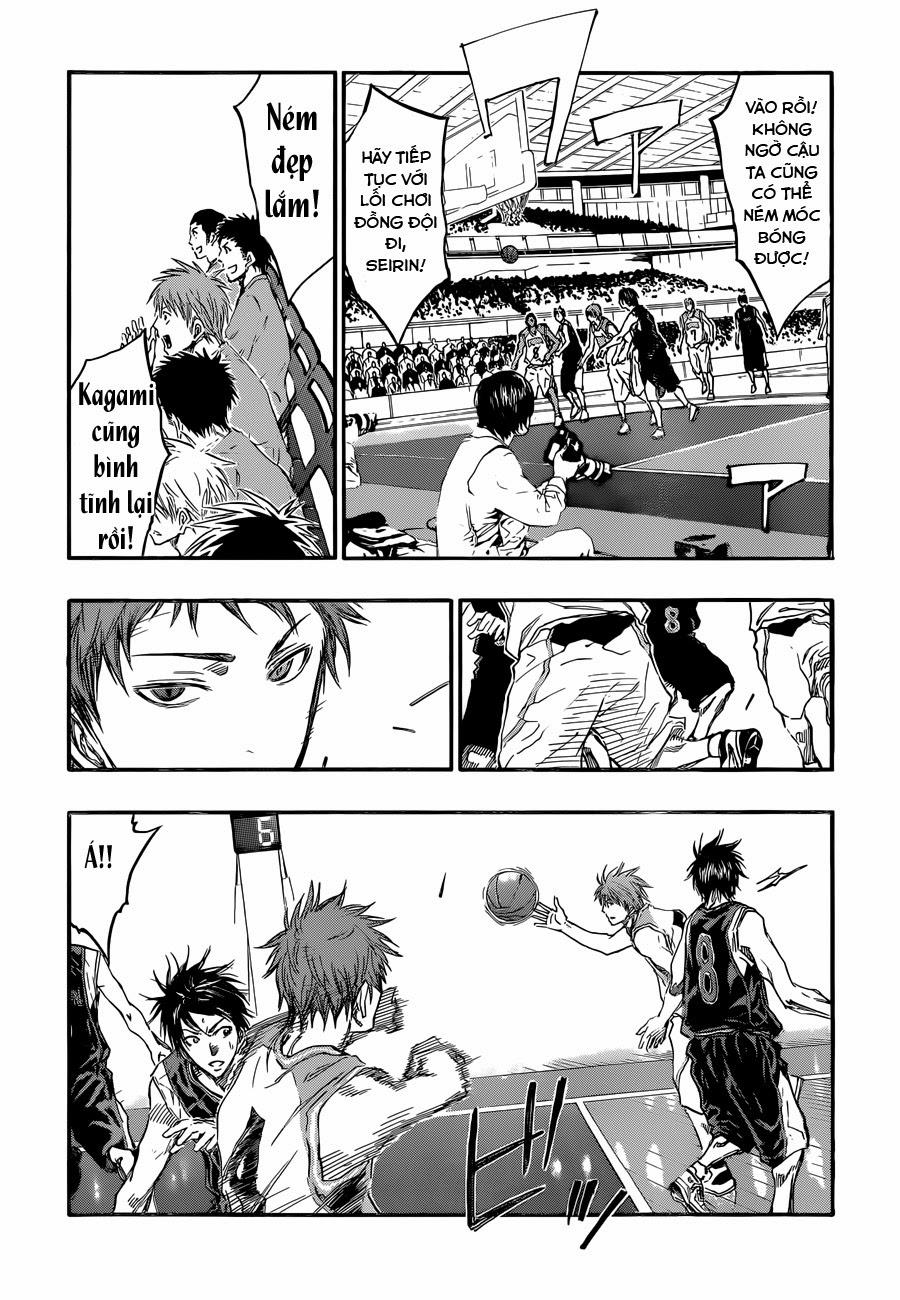 Kuroko No Basket chap 235 trang 16
