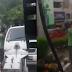 Tak terima mobilnya diderek, pria ini buat ulah yang bikin tepuk jidat