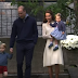 William - Kate Middleton: Όλα τα βλέμματα στην πριγκίπισσα Charlotte σε οικογενειακή έξοδο (videos)