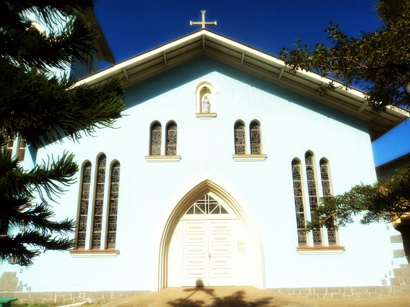 A Igreja Matriz de Tramandaí