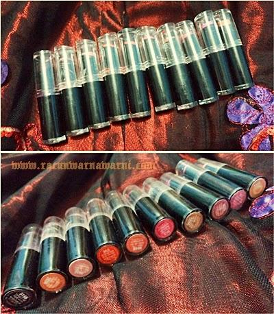 Lipstik Wet 'n Wild